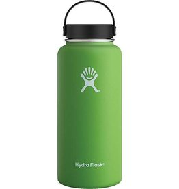 Hydroflask 32 oz Wide Mouth, Kiwi