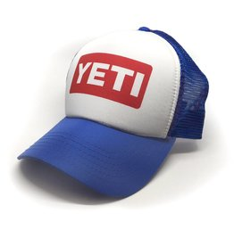 YETI Trucker Hat, Spirt of '76, Red White and Blue