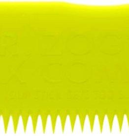 Eastern Skate Supply Sex Wax Wax Comb, Yellow
