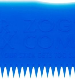 Eastern Skate Supply Sex Wax Wax Comb, Blue