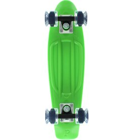 """Eastern Skate Supply Penny 22"""" Complete Classic Green/Black/Clear"""