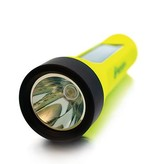 Hybrid Light The Journey 160 Flashlight/Charger, Yellow