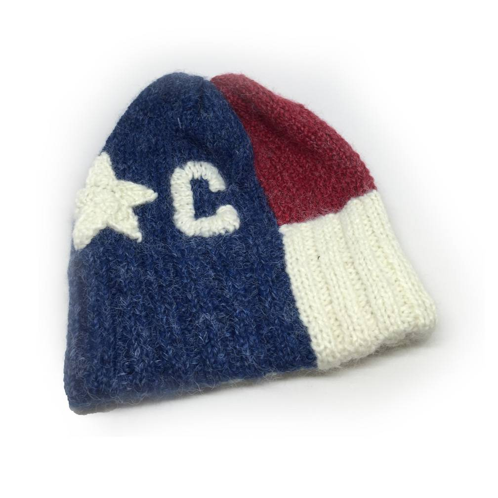 S.L. Revival Co. NC Embroidered Beanie Hat