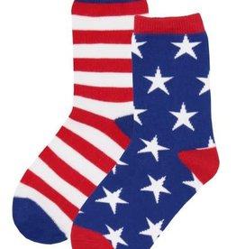Socksmith Kid's Flag, Navy