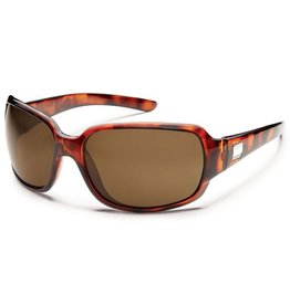 Suncloud Cookie, Tortoise/Polarized Brown Sunglasses