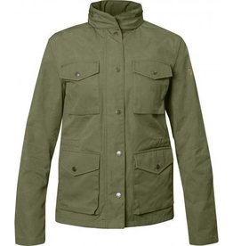 FjallRaven Women's Raven Jacket, 620 Green
