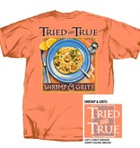 Tried and True Shrimp and Grits T-shirt, Melon