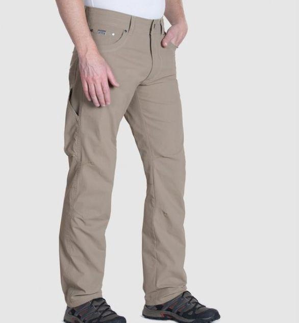 Kuhl M's Revolvr Pants, Nomad Khaki
