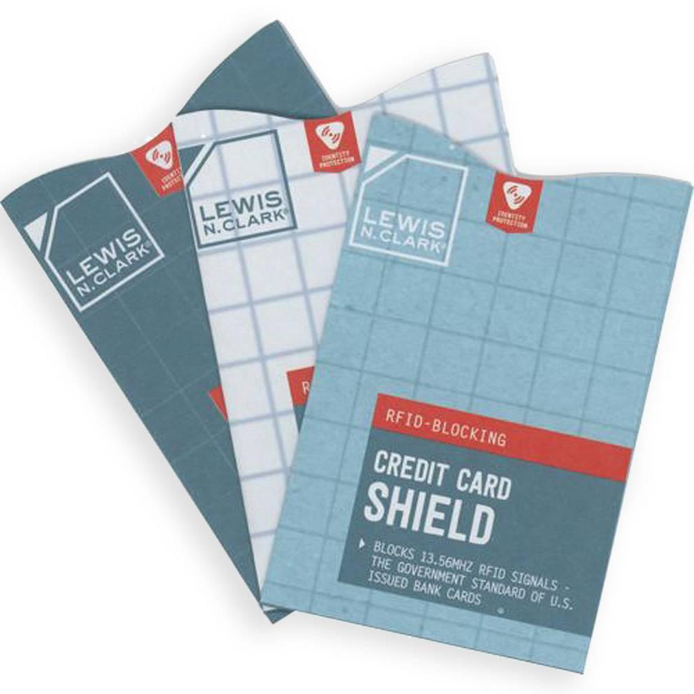 Liberty Mountain RFID Credit Card Shield