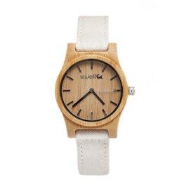 The Sand Dollar Bamboo Watch