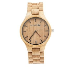 Swell Vision The Classic Bamboo Watch