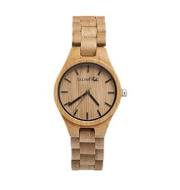 Swell Vision The Natural Beauty Bamboo Watch