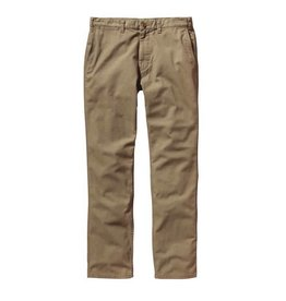 Patagonia Men's Straight Fit Duck Pants, Ash Tan
