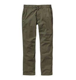 Patagonia M's Straight Fit Duck Pants, Industrial Green