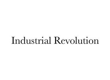 Industrial Revolution Inc.
