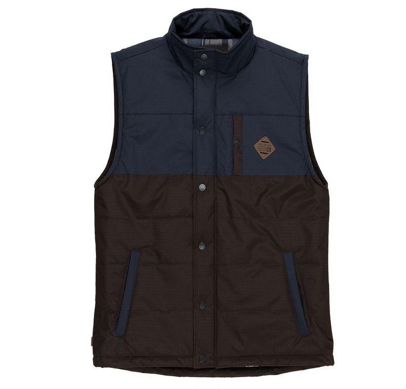 Hippytree Sonora Vest, Brown