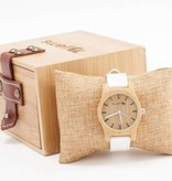 Swell Vision The Pearl Bamboo Watch