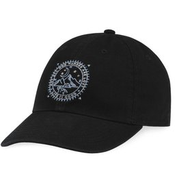 Life is Good Wander Mountains Chill Cap, Night Black