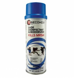 AGS Footwear 10 Second Disinfectant & Deodorizer
