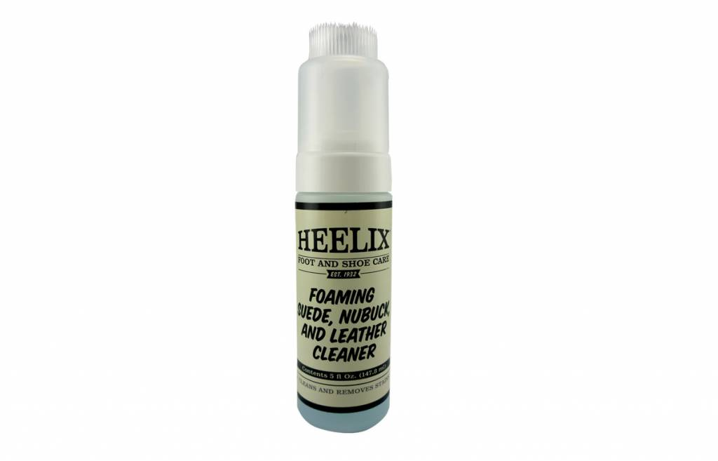 AGS Footwear Heelix Foaming Suede & Nubuck Cleaner, 5oz
