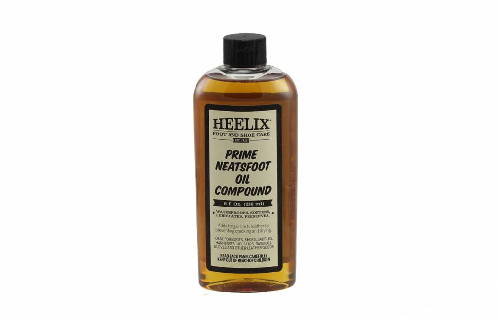 AGS Footwear Heelix Neatsfoot Oil, 8 oz