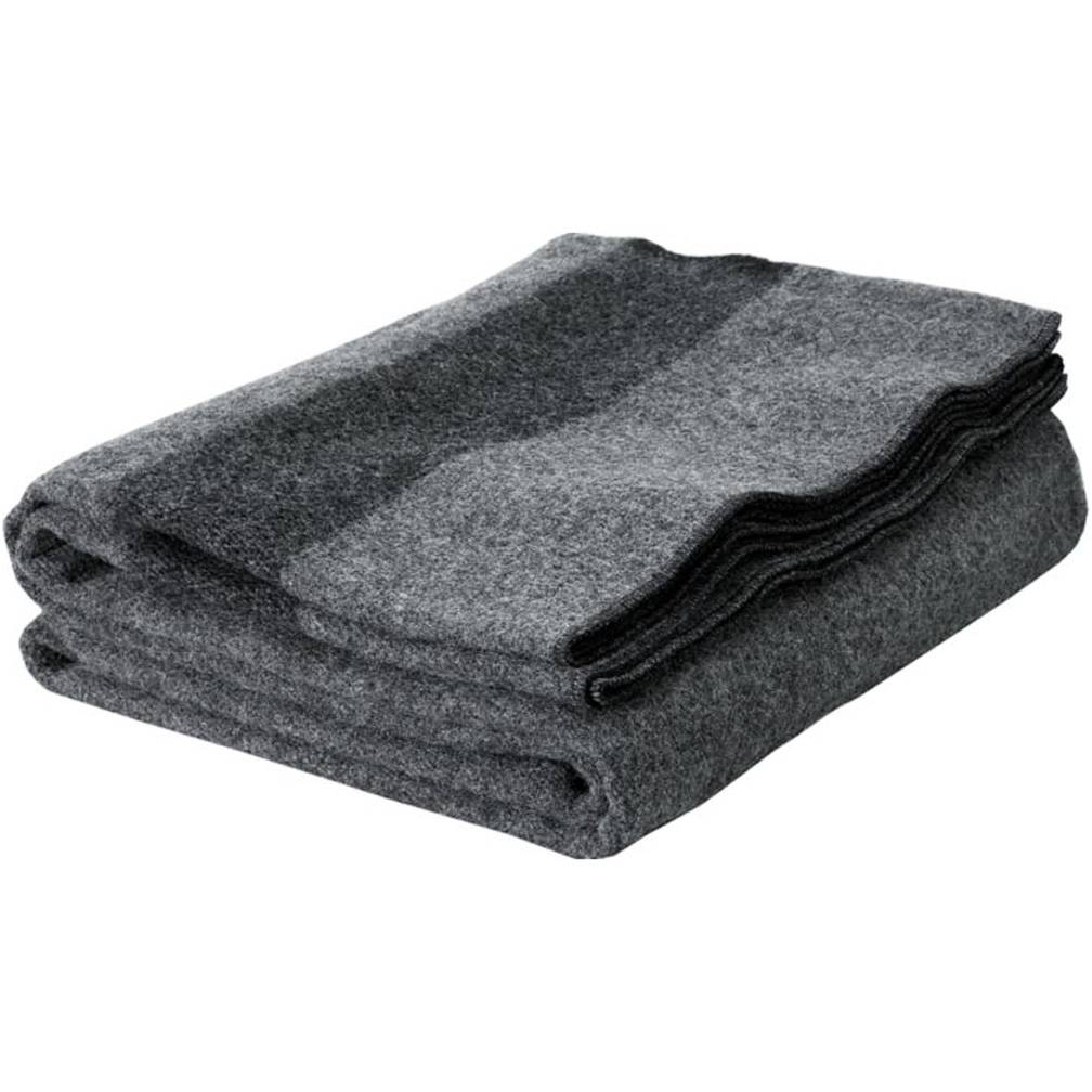 Gettysburg Civil War Recycled Wool Blanket