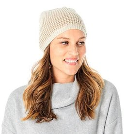 Carve Designs W's Promontory Beanie, Camel/Sherpa
