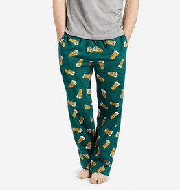 Life is Good M Classic Sleep Tossed Beer Pints, Forest Green