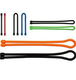 Nite Ize Gear Tie, Assortment 8 Pack