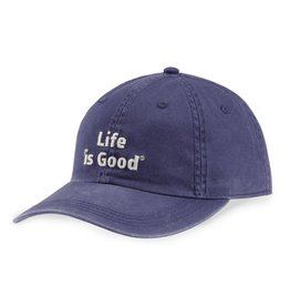 Life is Good A Branded Chill LIG, Darkest Blue