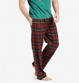 Life is Good M Classic Sleep Red/Green Plaid, Americana Red