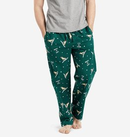 Life is Good M Classic Sleep Winter Rocket, Forest Green