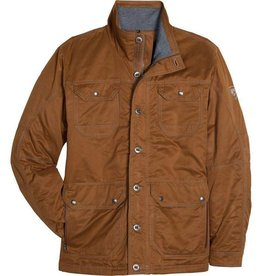 Kuhl Men's Lined Kollusion Jacket, Teak