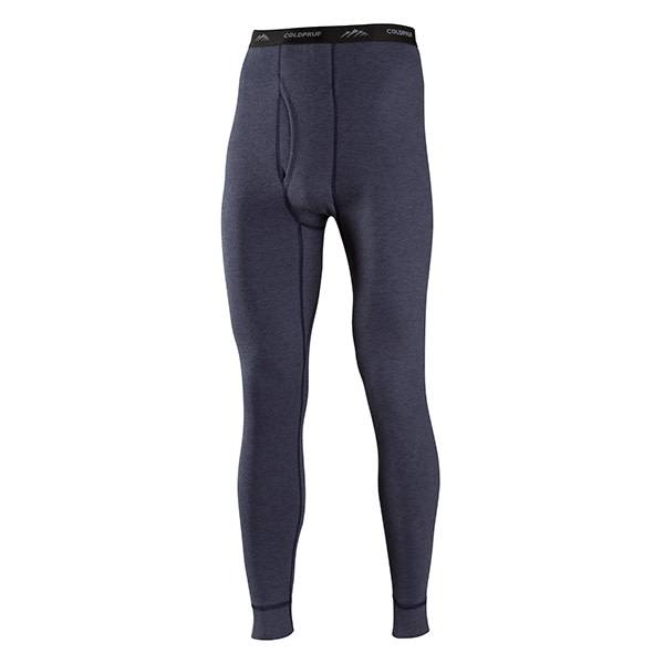 Coldpruf M's Authentic Wool Plus Pant, Navy