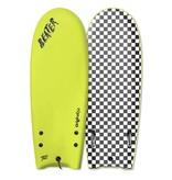 Catch Surf Beater Original 54 Twin Fin, Electric Lemon