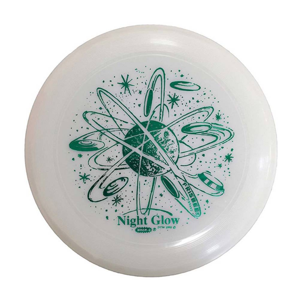Whamo Glow Umax 175 Gram Ultimate Frisbee