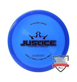 Dynamic Discs Lucid Justice