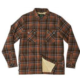 Hippytree Yukon Jacket, Rust