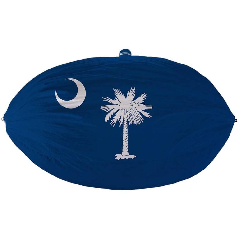 Grand Trunk Single Hammock, South Carolina Flag