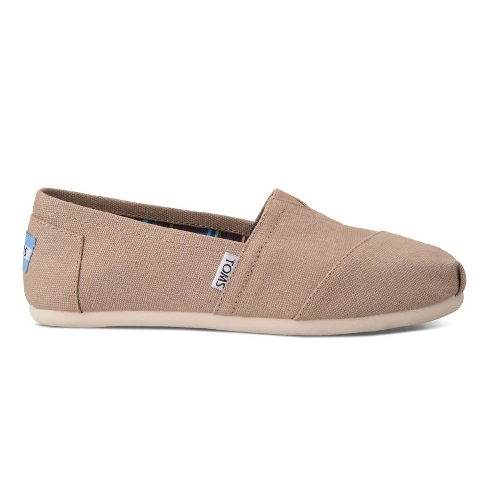 TOMS W's Classics, Light Grey Seasonal