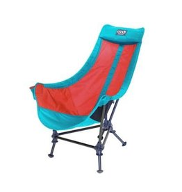 ENO Lounger DL Chair, Aqua/Red