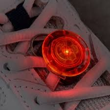 Nite Ize Shoelit LED, Red