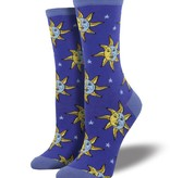 Socksmith W's Celestial Moonlight, Blue