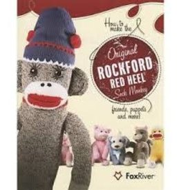 FoxRiver Sock Monkey Pattern Book