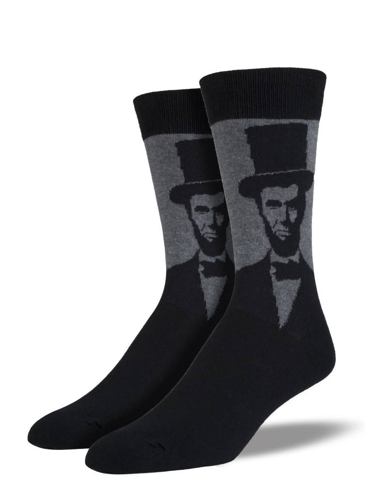 Socksmith M's Lincoln Socks Grey
