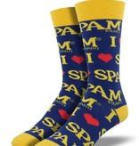 Socksmith M's SPAM, Blue