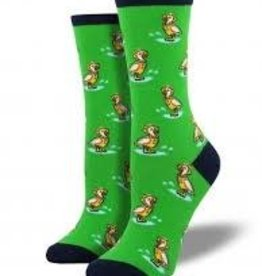 Socksmith Puddle Duck, Green