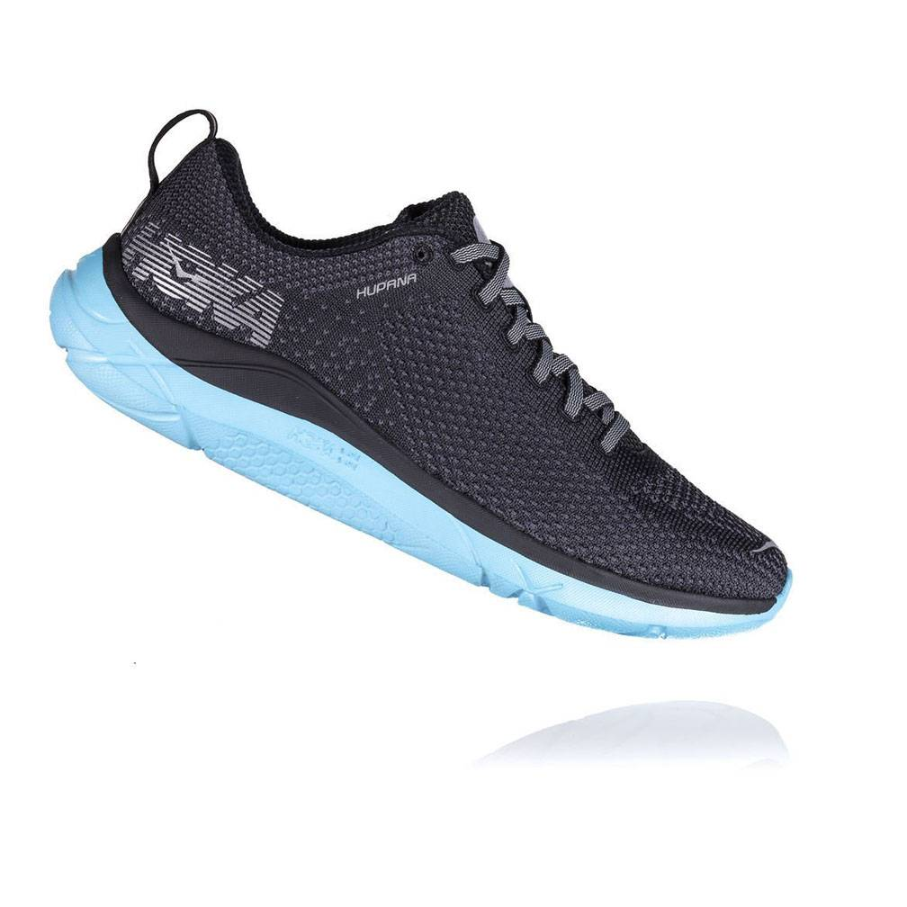Hoka One One W's Hupana 2, Black/Sky Blue