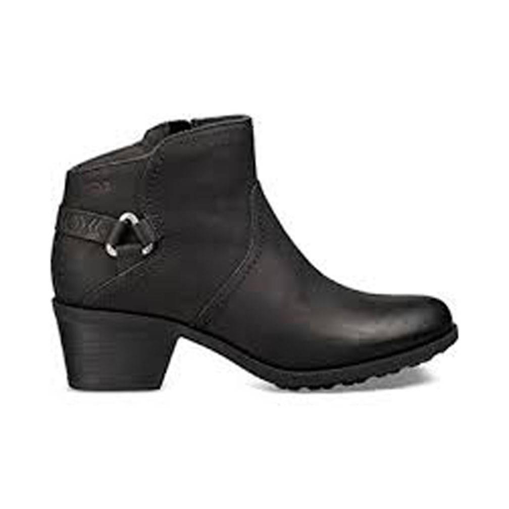 TEVA W's Foxy WP Ankle Boot, Black