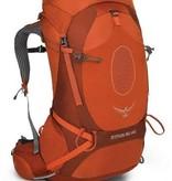 Osprey Atmos AG 50 Backpack, Large, Cinnabar Red